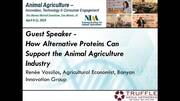 How Alternative Proteins Can Support the Animal Agriculture Industry