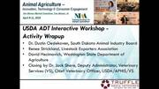 Panel on Animal Disease Traceability Interactive Workshop