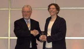 Young Scientist Award- Erica Spackman
