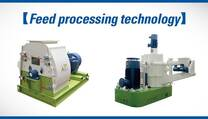 Feed processing technology - Effect of grinding particle size on feed quality
