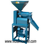 home use rice milling machine