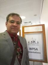 WPSA UK meeting Edinburgh Scotland, UK April  2019
