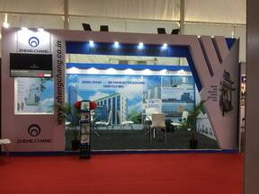 ZHENG CHANG in Poultry India 2019