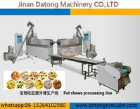 pet chews processing line