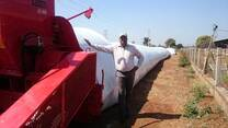 Silage Bagging in India