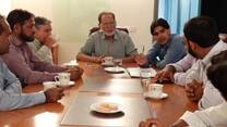 Executive meeting of Pakistan Agriculture Scientists Forum