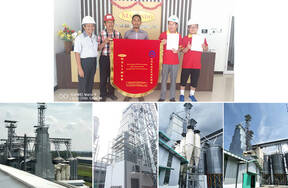 Indonesia 500TPD corn drying project is completed successfully