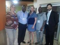 Workshop organised by USAID on the use of insect protein in the diet of poultry and fish