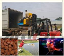 feed extruder to nigeria