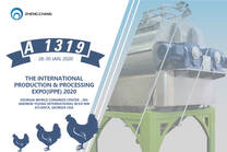 IPPE Invitation from ZHENG CHANG