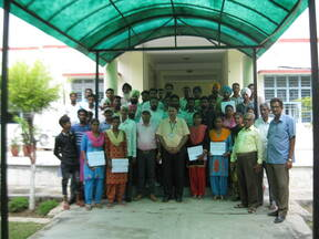 Group Photo of trainees
