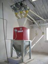 Fed weigher