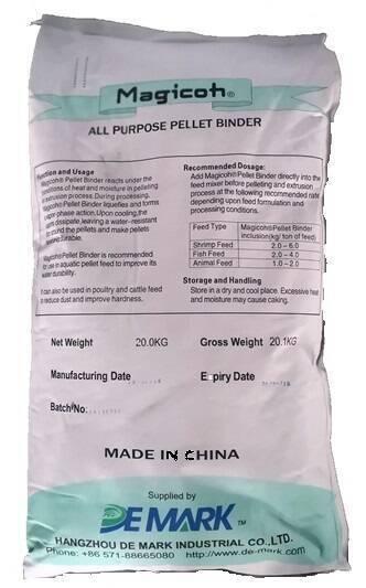 MAGICOH pellet binder