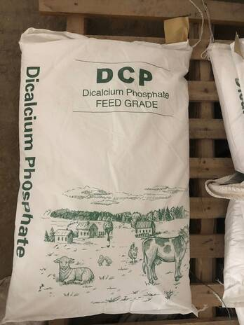 Dicalcium Phosphate 18% DCP Feed supplement powder or granular