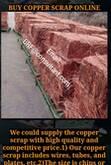 BUY COPPER SCRAP ONLINE