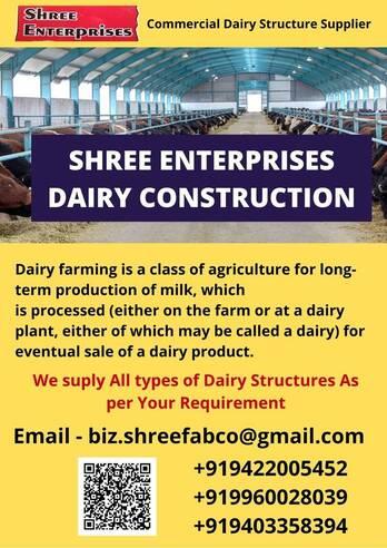 Dairy Farm Construction