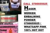 hager werken embalming powder +27786655025