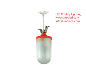 Waterproof Dimmable LED Poultry Lighting Sterna For Chicken Farm