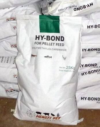 Pellet binder/ Polymethylolcarbamide/ Polymethyl Carbamide/ Feed binder/ Aquatic Fodder Cohesive Age