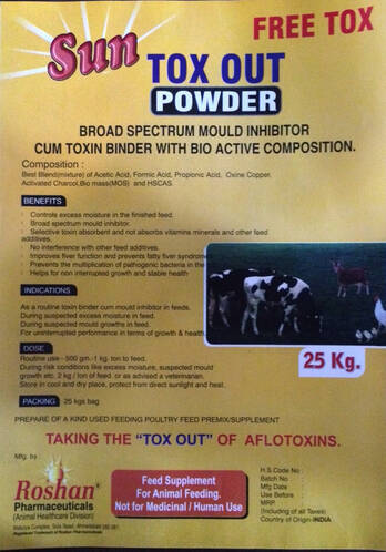Toxin Binder (TOX OUT)