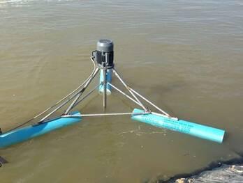 Turbine aerator-phuong nam