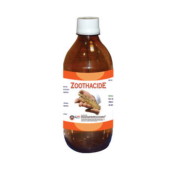 ZOOTHACIDE - PREVENTION OF ZOOTHAMNIUM & OTHER PROTOZOAN INFECTION PROBLEMS IN SHRIMPS-IHCL-PVS GROU