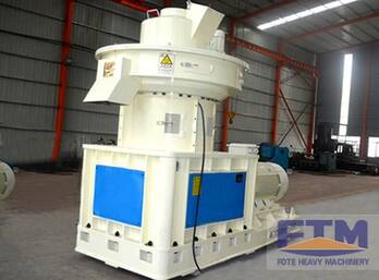 Fote Wood Pellet Mill, Your First Choice