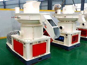 The Details of Wheat Straw Pellet Mill