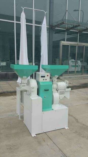 International Agents for Win Tone FTPZ-836 Grain Peeling and Milling Machine