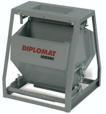 Diplomat Scale - continous batch weighing system