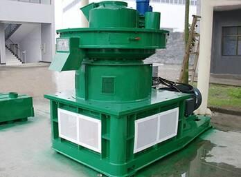 Crop Stalks Pellet Machine of FTM China Machinery