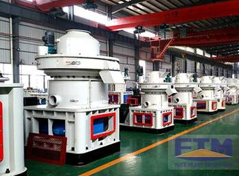 Development of Sawdust Pellet Mill in the Past of 2015