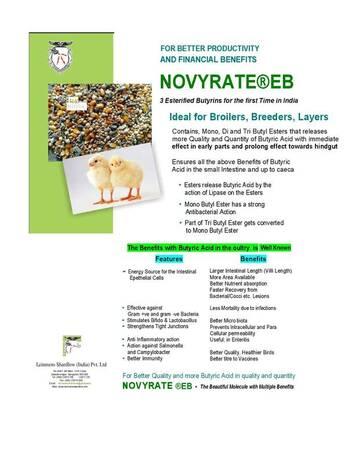 Novyrate EB