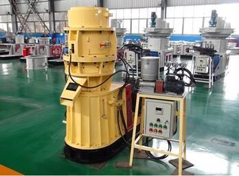 Rice Hull Pellet Machine Realizes High Yield