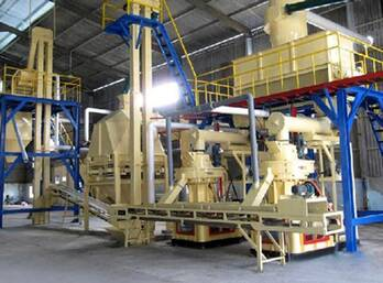 Researches on Mechanism of Sawdust Pellet Mill
