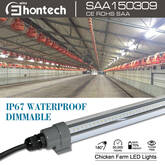 IP67 waterproof dimmable for chicken farm lighting