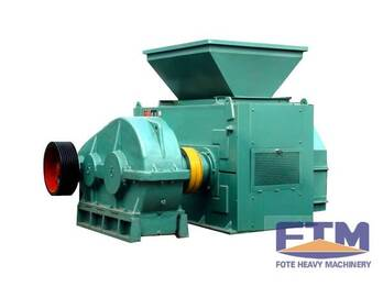 Core Competence of Iron Powder Briquette Machine