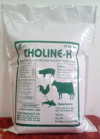Herbal Methionine, Herbal Choline, Herbal Lysine