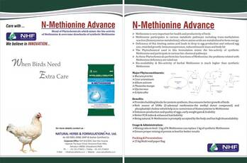 N-METHIONINE ADVANCE
