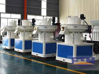 How to Maintain Efficiency of Sawdust Pellet Mill?