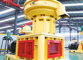 Factors for the Axial Force of Sawdust Pellet Mill