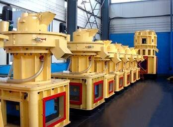 What Can We Do With Fote Wood Pellet Mill?