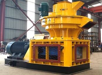 How Does the FTM Straw Pellet Mill Work?