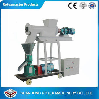 Animal Feed Pellet Machine from Shandong Rotex Machinery(machine09@rotexmaster.com)