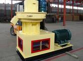 Role of Cooler for Work of Saw Dust Pellet Machine