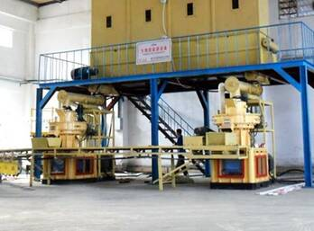 Reasons for Blocking in FTM Sawdust Pellet Mill