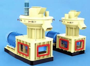 Studies on Wood Pellet Machine In China
