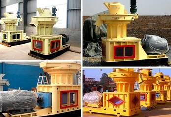 Conditioner is Device Base for Wood Pellet Mill