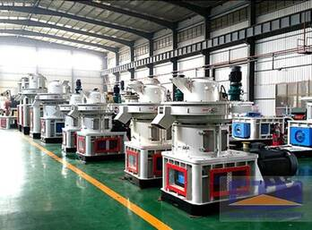 Molding Technology of Biomass Briquetting Machine