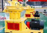 Transmission Ways of FTM Wood Pellet Machine